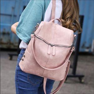 Handbags - 🔥LAST 1🔥FLASH SALE🔥⭐️💗 Pink Blush Backpack!